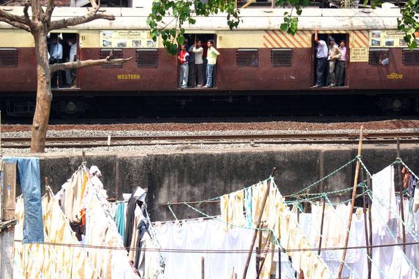 Mahalaxmi Dhobi Ghat - Mumbai - Maharashtra