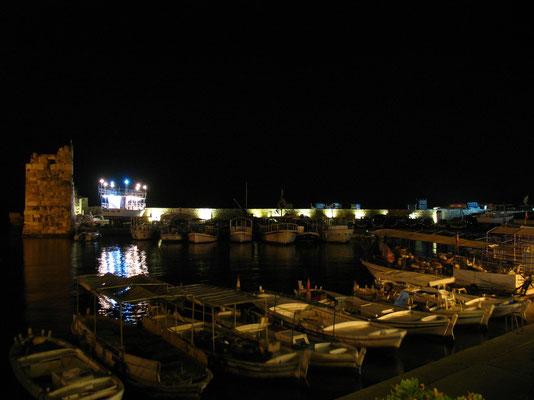 Byblos Harbour - Lebanon