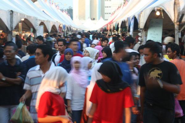 Ramadan Bazaar - Kuantan - Malaysia East Coast