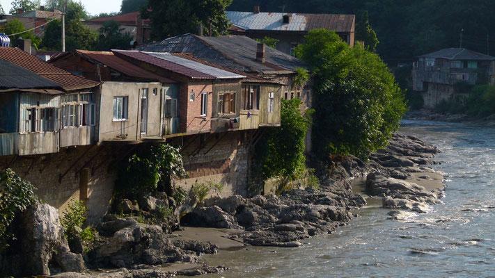 Rioni River - Kutaisi - Georgia