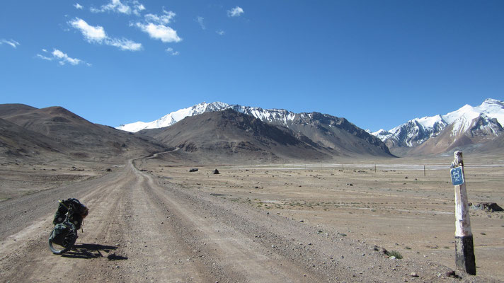 Pamir Highway - Tajikistan