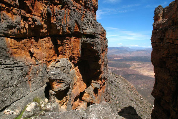 Wolfberg Cracks - Cederberg Mountains
