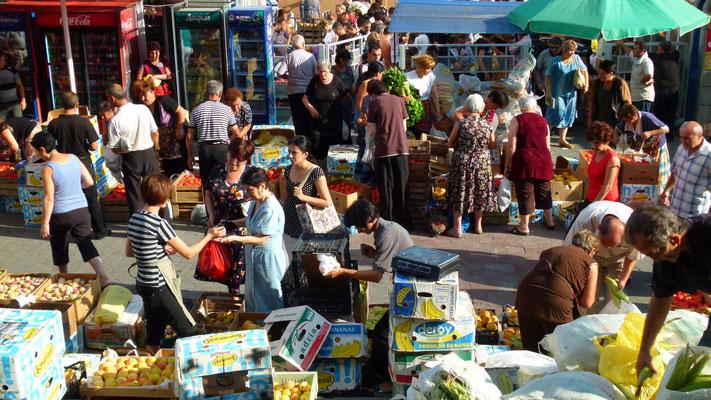 Shuka No 2 Market - Yerevan - Armenia