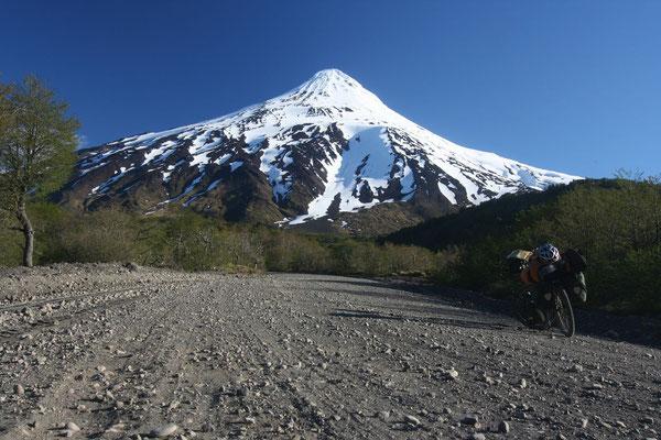 Volcano Lanin 3,776 m