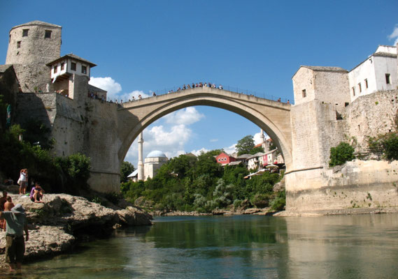 Stari Most - Mostar - Bosnia and Hercegovina