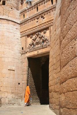 Gateway of Jaisalmer Fort - Rajasthan