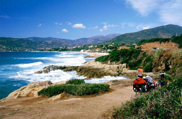 Gulf of Sagone - Western Corsica