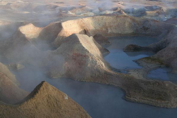 Sol de Manana Geysers - Potosi Province