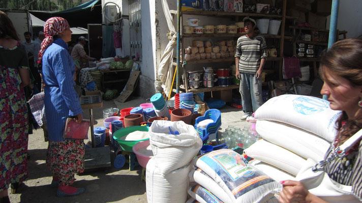 Bazaar - Khorog - Tajikistan