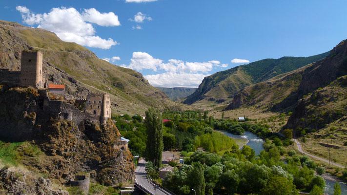 Khertvisi Fortress - Georgia