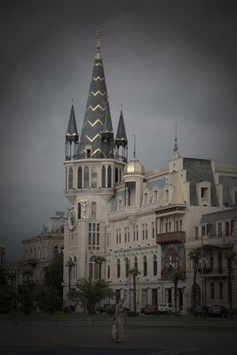 Evropas moedani - Batumi - Georgia