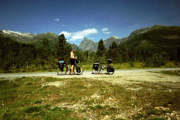 Cycling Hornindal - Western Norway