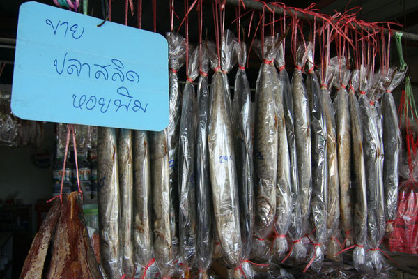 Fish for sale - South of Bangkok