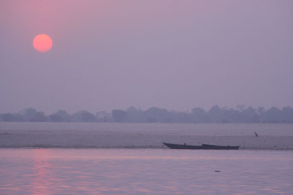 Ganges River - Varanasi (Benares) - Uttar Pradesh
