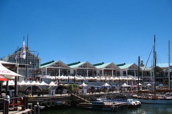 V & A Waterfront - Cape Town