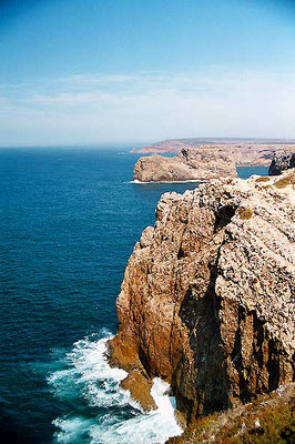 Cabo de Sao Vicente - Southwestern tip of Portugal