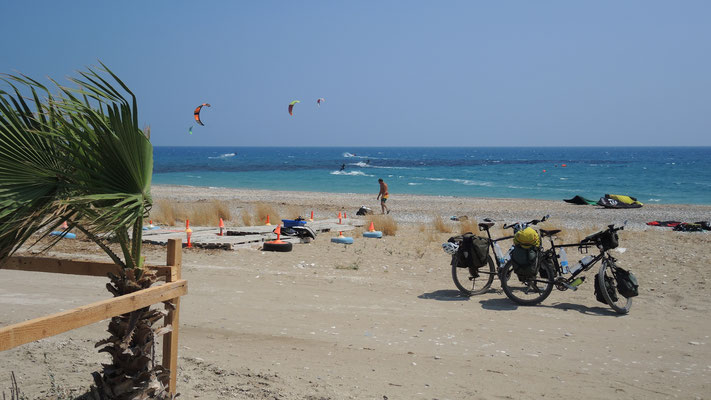 Kite Center Avdimou Beach - Cyprus South Coast