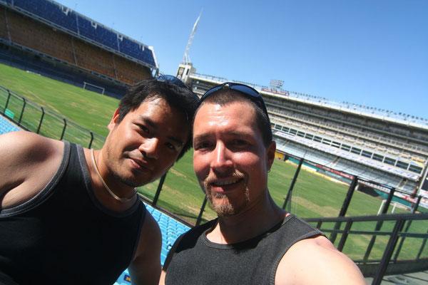 Boca Junior´s La Bombanera Stadium - Buenos Aires
