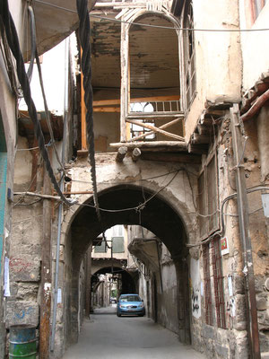 Damascus old town - Syria