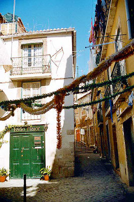 Alfama - Lisbon Old Town