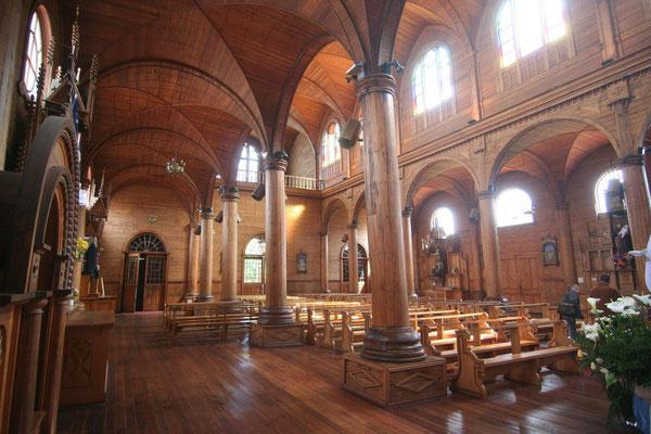 Iglesia San Francisco de Castro - Isla Grande de Chiloé