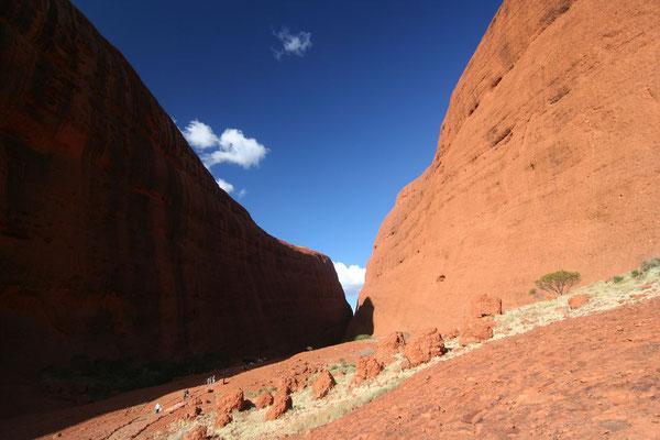 Walpa Gorge - Kata Tjuta - Northern Territory