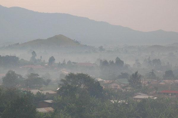 Rwenzori Mountains - Fort Portal - Kabarole Province