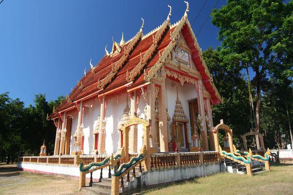 Buddhist temple - Phang-Nga Province
