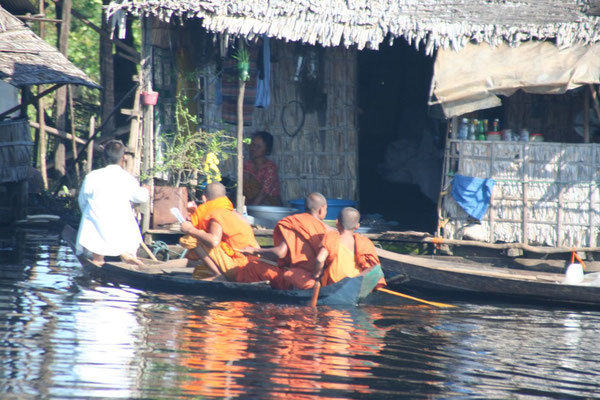 Floating village - Tonle Sap Lake - Western Cambodia