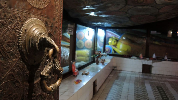 Dowa Cave Temple near Ella - The Hill Country