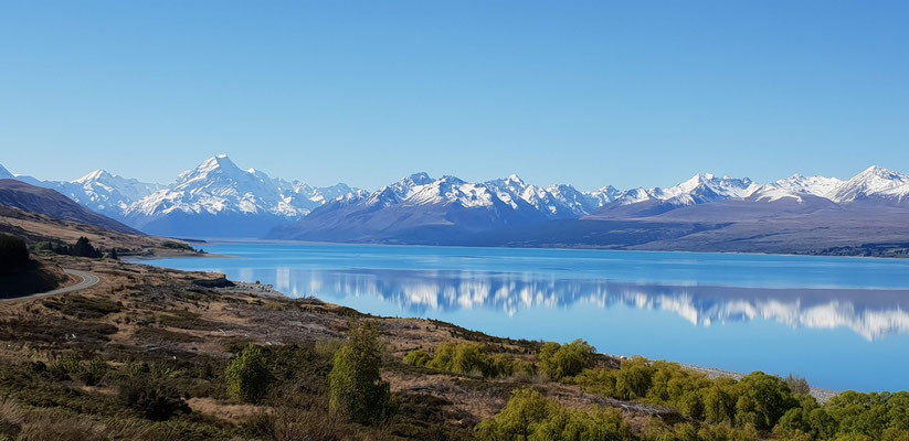 Lake Pukaki - South Island