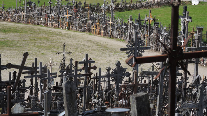 Hill of Crosses - Siauliai - Lithuania