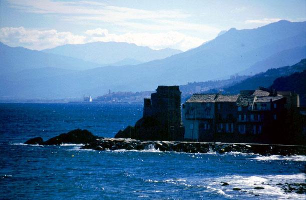 North of Bastia - Cap Corse - Southeastern Corsica