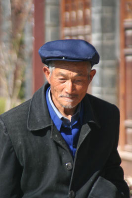 Old man - Lijiang