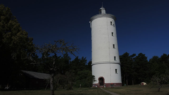 Ovisrags lighthouse - Kurzeme Province - Latvia