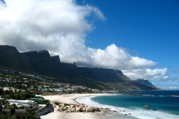 The Twelve Apostles - Camps Bay