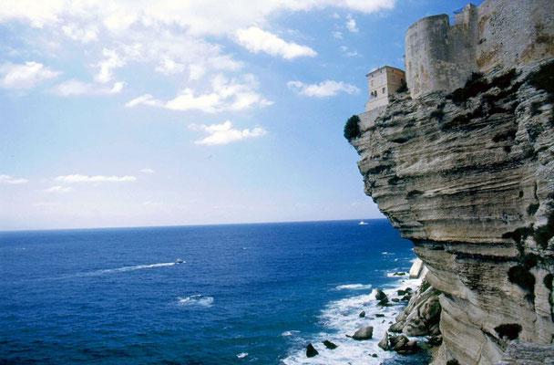 Bonifacio - Southern Corsica