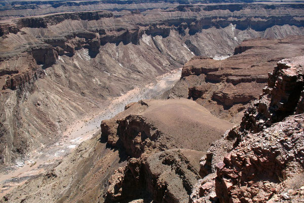 Fish River Canyon - Namib Desert