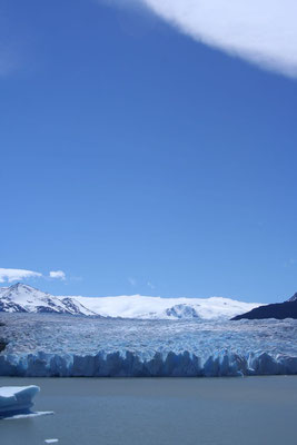 Grey Glacier - Torres del Paine National Park