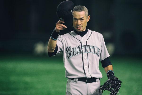 2019 Ichiro Suzuki at Tokyo Dome