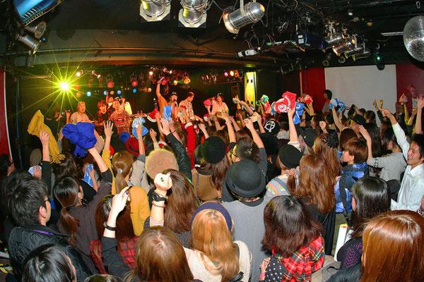 20121214 BIG MIC KILLERZ at CLUB DROP