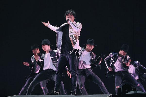 20180215 DAICHI MIURA at Nippon Budokan