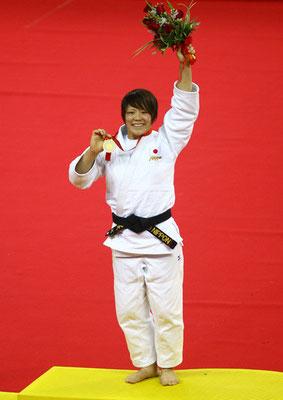 2008 Ayumi Tanimoto at Beijing USTB Gymnasium