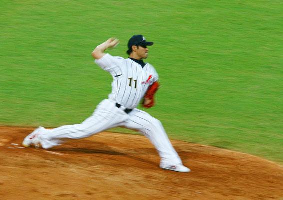 2008 Kenshin Kawakami at Beijing Wukesong Baseball Field