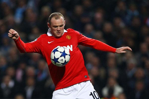 2011 Wayne Rooney at Stade Velodrome