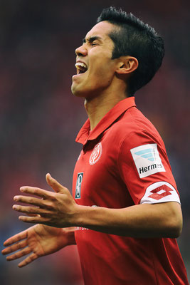 2017 Yoshinori Muto at OPEL Arena Mainz
