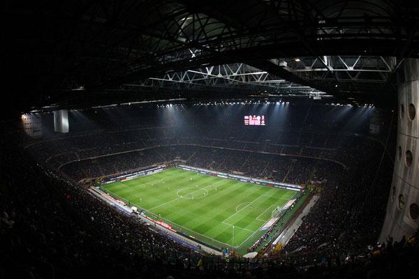 2011 AC Milan v SSC Napoli at Stadio San Siro
