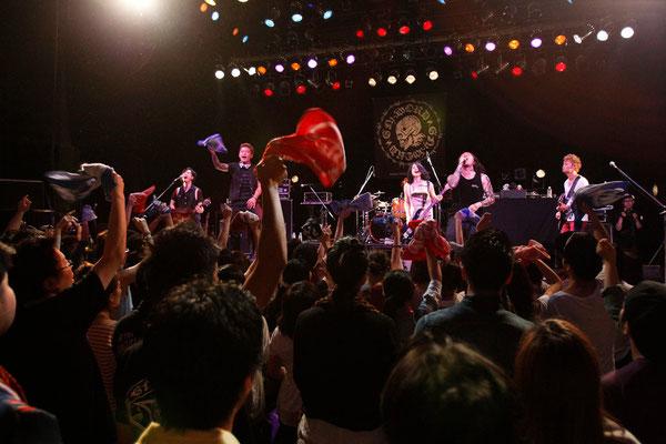 20120616 GNz-WORD at SHINSAIBASHI BIG CAT