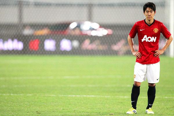 2012 Shinji Kagawa at Shanghai Stadium