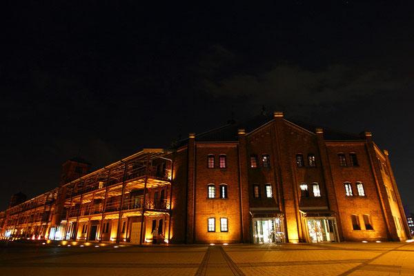 Yokohama Red Brick Warehouse, Kanagawa